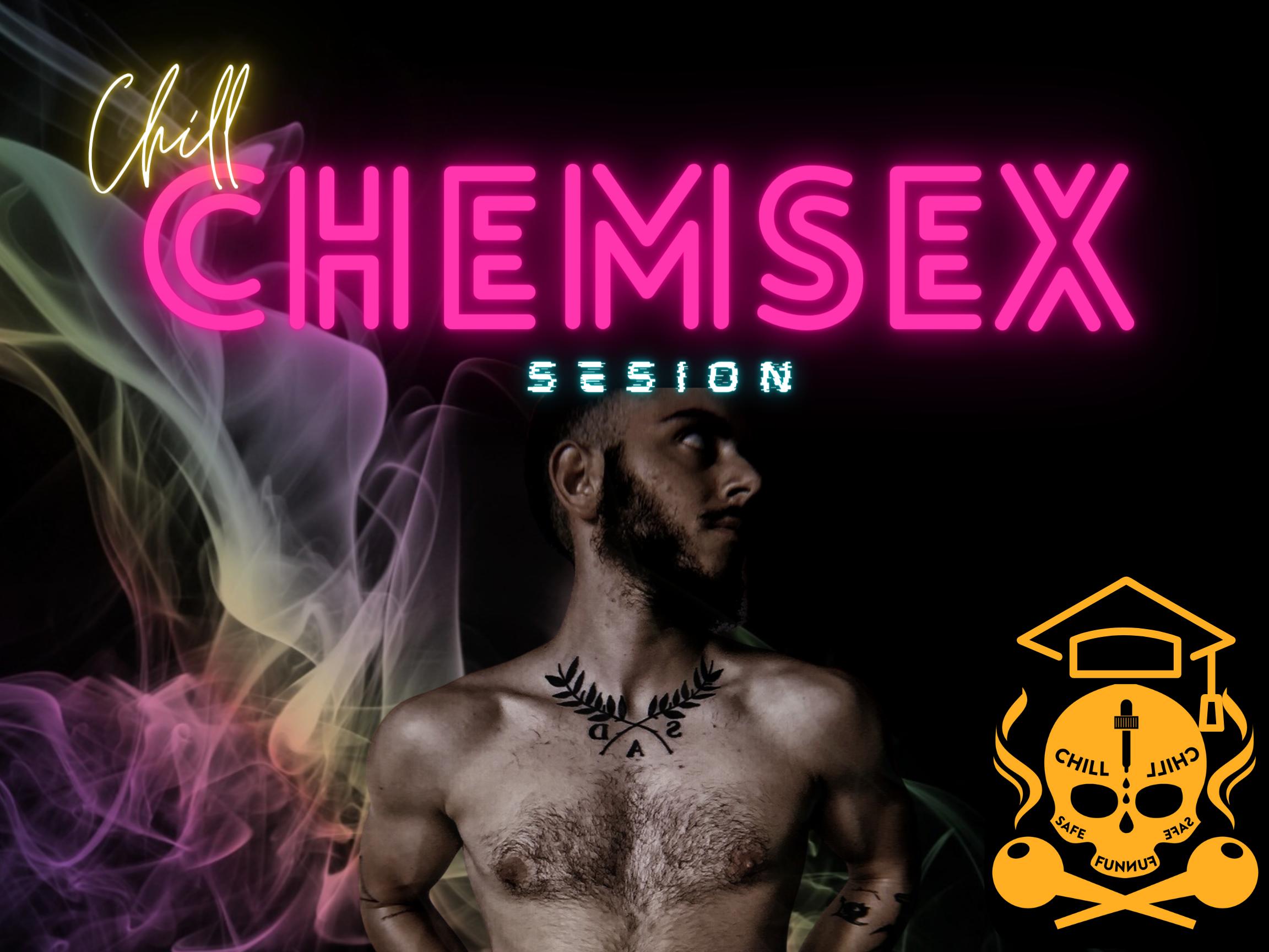 Encuentros formativos para la gestión de placeres y riesgos destinados a personas usuarias de ChemSex. Para más información: chemsafe@energycontrol.org