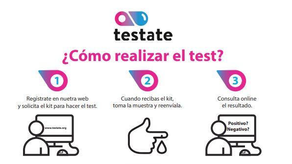TESTATE C, autotest de la Hepatitis C